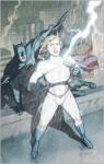 Power Girl, Vol. 4: Old Friends - Judd Winick, Matthew Sturges, Sami Basri