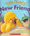 Little Quack's New Friend - Lauren Thompson, Derek Anderson