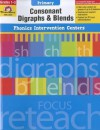 Phonics Intervention Centers: Consonant Digraphs and Blends, Grades 1-3 - Evan-Moor Educational Publishers