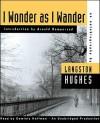 I Wonder as I Wander: An Autobiographical Journey (Audio) - Langston Hughes, Arnold Rampersad, Dominic Hoffman
