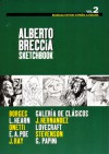 Sketchbook, Vol. 2 - Alberto Breccia