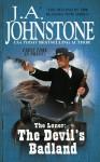 The Loner: The Devil's Badland (Loner (Pinnacle Books)) - William W. Johnstone, J.A. Johnstone