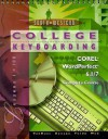 College Keyboarding Corel WordPerfect 6.1/7 Word Processing, Complete Course - Susie Van Huss, Connie M. Forde, James S. Duncan, Donna L. Woo