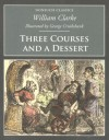 Three Courses and a Dessert - George Cruikshank