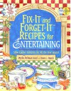 Fix-It and Forget-It Recipes for Entertaining - Phyllis Pellman Good