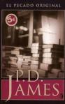 El Pecado Original - P.D. James, Jordi Mustieles