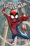Amazing Spider-Man - Behind the Mask: Young Readers Novel - Joe Caramagna