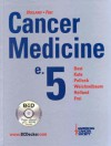 Holland-Frei Cancer Medicine e.5 (Book with CD-ROM) - Robert C., Jr. Bast