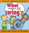 What Makes It Swing? - Jim Pipe