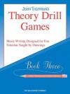 Theory Drill Games : Book Three - John Thompson's Piano Series - John Thompson