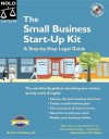 The Small Business Start-Up Kit: A Step-by-Step Legal Guide - Peri Pakroo, Barbara Kate Repa