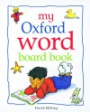 My Oxford Word Board Book - David Melling