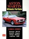 Aston Martin 1981-1993 - R.M. Clarke