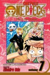 One Piece Volume 07 - Eiichiro Oda