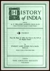 History of India V4 - Stanley Lane-Poole, Sir Henry Miers Elliot, A.V. Williams Jackson
