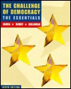 The Challenge Of Democracy: The Essentials - Kenneth Janda, Jeffrey M. Berry, Jerry Goldman