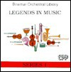 Bowmar Orchestral Library, Series 1: Legends in Music CD - Zobeida Perez