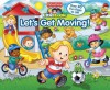Fisher-Price Let's Get Moving! (Lift-the-Flap) - Fisher-Price(TM), SI Artists