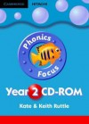Phonics Focus Year 2 CD-ROM (Phonics Focus) - Kate Ruttle