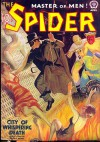 The Spider, Master of Men! #55: City of Whispering Death - Grant Stockbridge, Norvell W. Page