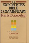 The Expositor's Bible Commentary, Vol. 8 (Matthew, Mark, Luke) - D. A. Carson, Walter W. Wessel, Walter L. Liefeld, Frank E. Gaebelein