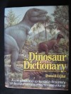 Dinosaur Dictionary - Donald F. Glut