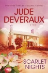 Scarlet Nights - Jude Deveraux, Rick Holmes