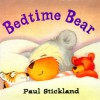 Bedtime Bear Cube Board Book - Paul Stickland