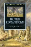 The Cambridge Companion to British Romanticism - Stuart Curran