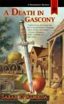 A Death in Gascony - Sarah D'Almeida