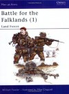 Battle for the Falklands (1): Land Forces - Will Fowler