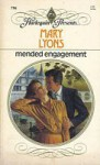 Mended Engagement (Harlequin Presents, #796) - Mary Lyons