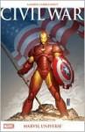 Civil War: Marvel Universe - Ed Brubaker, Dan Slott, Paul Jenkins, Ty Templeton
