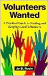 Volunteers Wanted - Jo Bryan Rusin