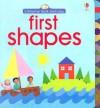 First Shapes - Felicity Brooks, Jo Litchfield, MMStudios