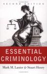 Essential Criminology - Mark M. Lanier, Stuart Henry