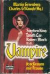Vampire : 16 x Grauen mit Frauen - Martin H. Greenberg, Charles G. Waugh, William Tenn, David H. Keller