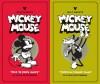 Walt Disney's Mickey Mouse: Vols. 1 & 2 Collector's Box Set - Floyd Gottfredson, David Gerstein, Gary Groth