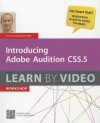 Introducing Adobe Audition Cs5.5: Learn By Video - Maxim Jago, video2brain