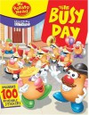 Storytime Stickers: Mr. Potato Head: The Busy Day - Liane Onish, Jim Durk