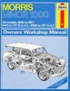 Haynes Morris Minor 1000 Owners Workshop Manual: 1956 Thru 1971 - John Harold Haynes