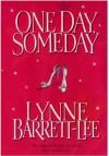 One Day, Someday - Lynne Barrett-Lee