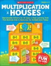 Multiplication Houses: Reproducible Patterns for 20 Open-n-Peek Learning Tools That Motivate Kids to Memorize the Multiplication Tables - Violet Findley