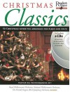 Christmas Classics: 50 Christmas Favorites Arranged for Piano and Voice [With CD] - David Pearl