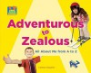 Adventurous to Zealous: All about Me from A to Z - Colleen Dolphin