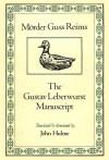 Morder Guss Reims: The Gustav Leberwurst Manuscript - John Hulme