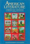 American Literature: A Prentice Hall Anthology - Emory Elliott, A. Walton Litz, Linda K. Kerber