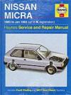 Nissan Micra Owner's Workshop Manual - Colin Brown