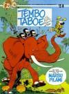 De Avonturen van Robbedoes en Kwabbernoot 24: Tembo Taboe (Stripboek) - André Franquin, Jean Roba, Michel Regnier (Greg)