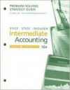 Problem-Solving Strategy Guide, Volume 2 for Stice/Stice's Intermediate Accounting, 16th - James D. Stice, Earl Kay Stice